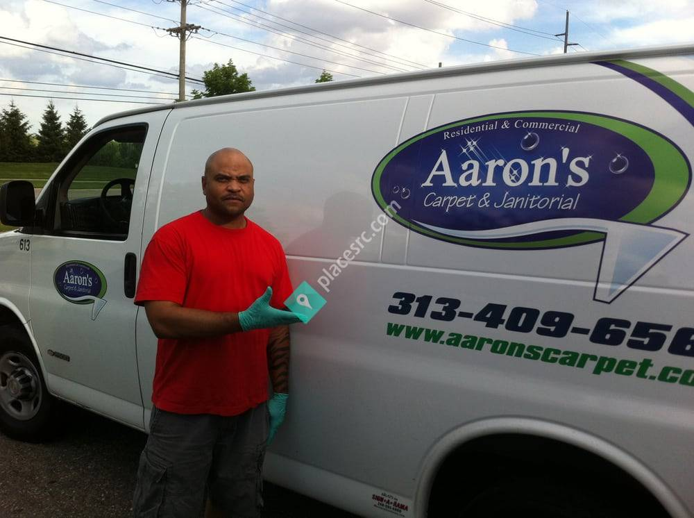 Aaron's Carpet and Janitorial