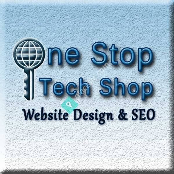 Custom Website Design & SEO Services | One Stop Tech Shop, Inc.
