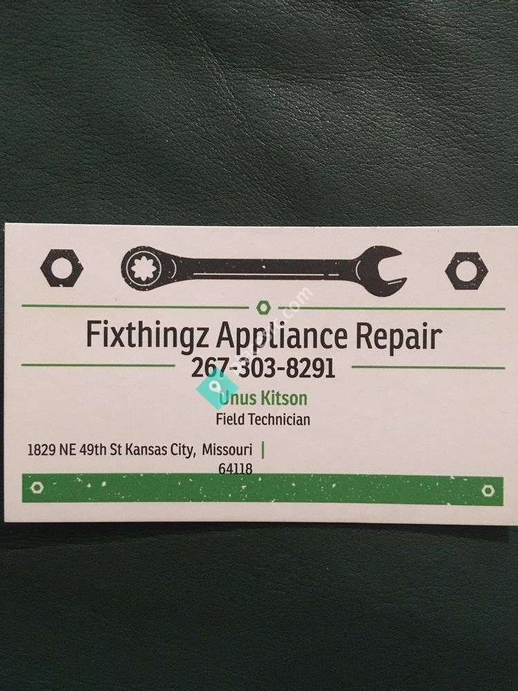 Fixthingz Appliance Repair