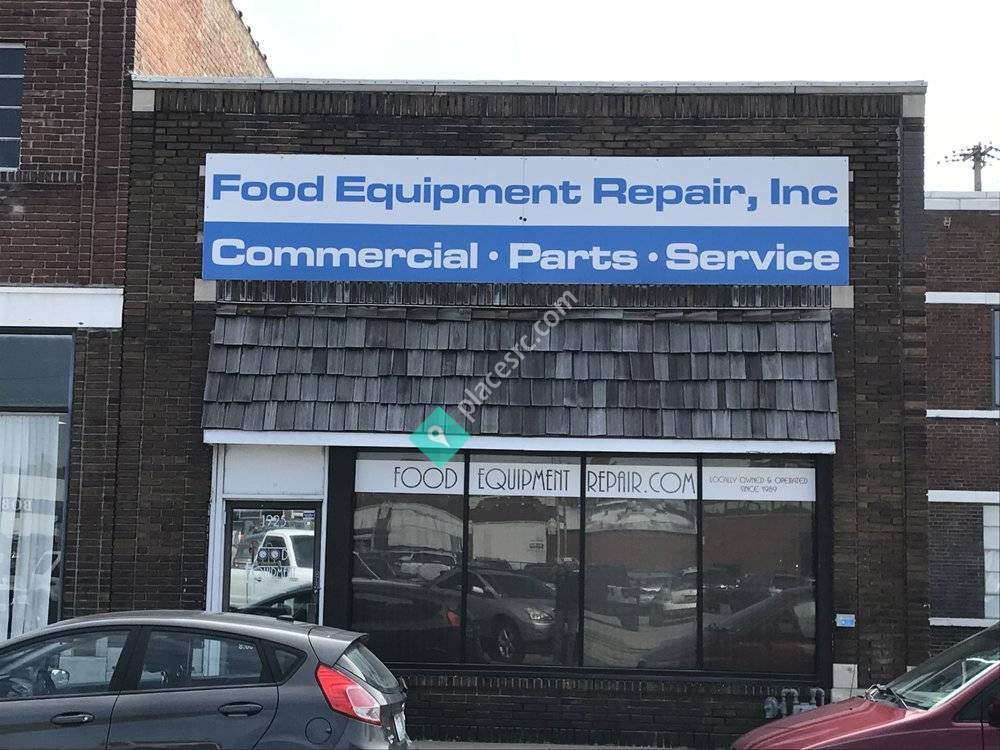 Food Equipment Repair