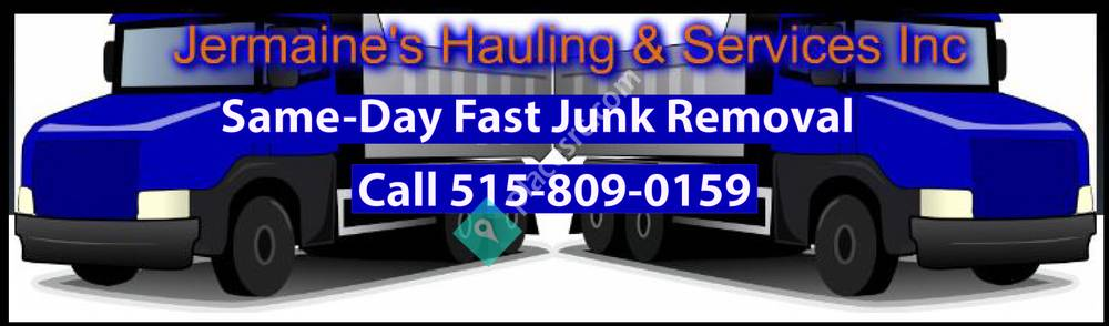 Jermaine's Hauling & Services