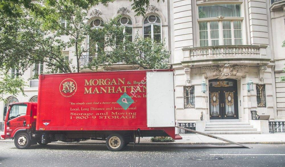 Morgan Manhattan Moving And Storage