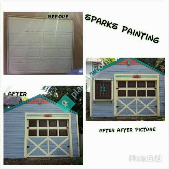 Sparks Painting