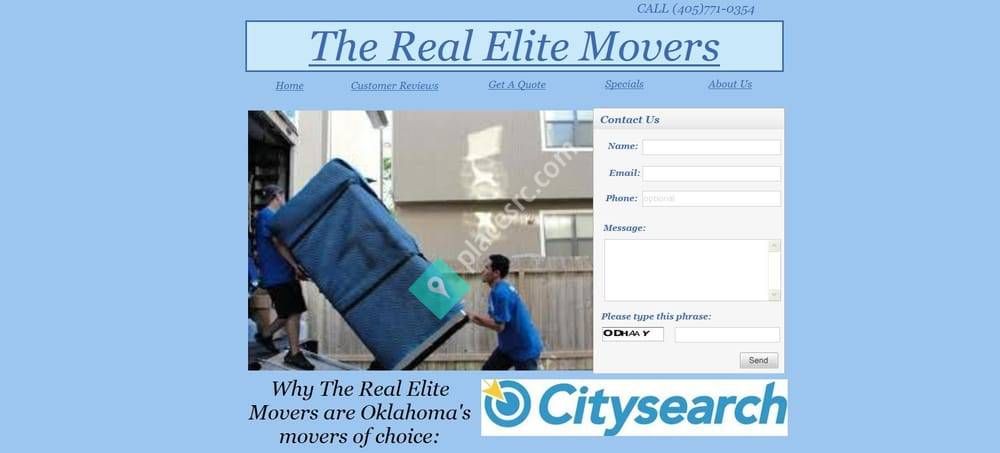The Real Elite Movers