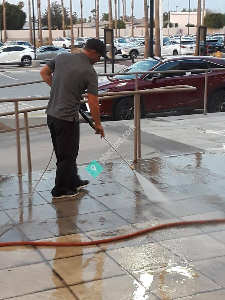 TITAN Commercial Cleaning Services