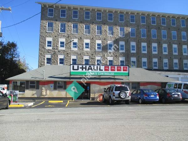 Exceptionnel U Haul Moving U0026 Storage At Fall River At I 195
